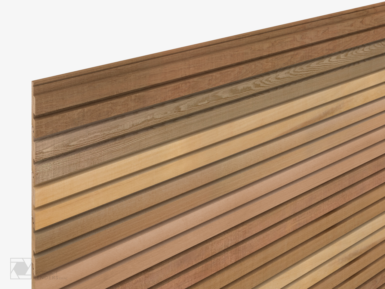 3D render of Hermpac's CP847 timber