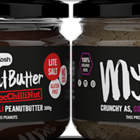 3D render of MyNutButter's packaging - preview image