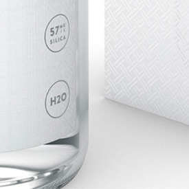 3D render of Pure's Artesian water packaging - preview image