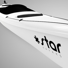 3D render of Star Kayaks range - preview image